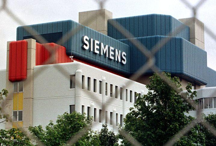 """Siemens-Entwicklungszentrum """"Legoland"""" in München"""