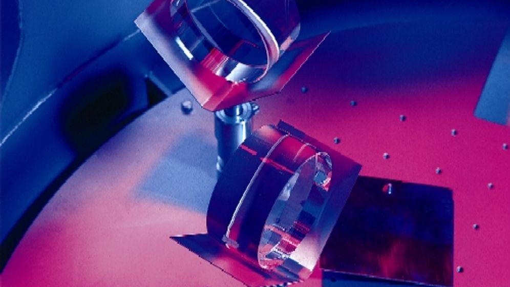 Holografisches Rauschen: Die gepixelte Mikrowelt