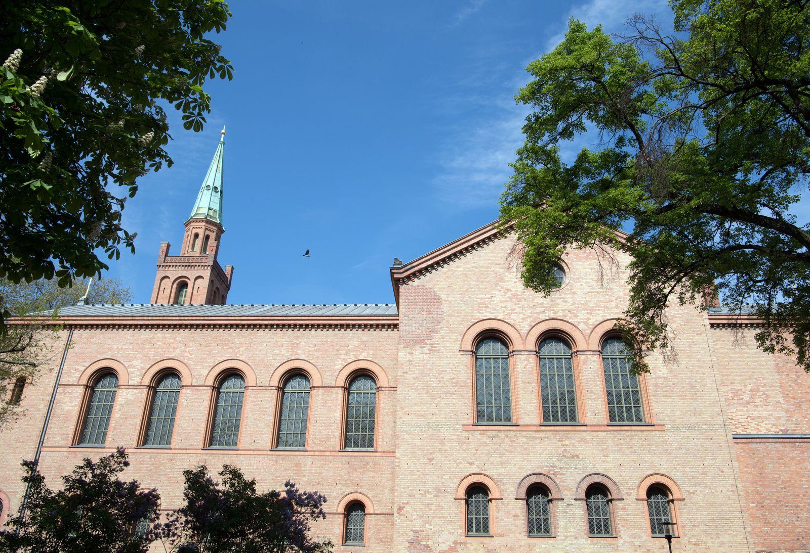 Kirche St. Johannes / Ibn Rushd-Goethe Moschee