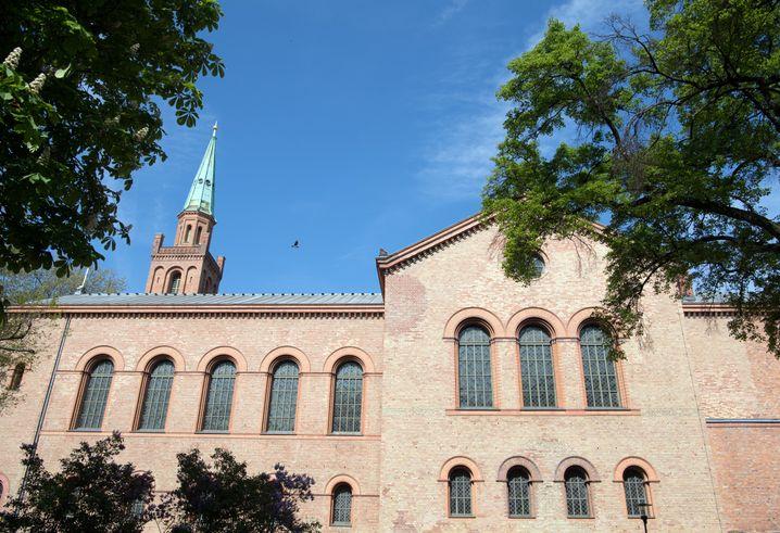 Die Berliner St.-Johannes-Kirche beherbergt künftig die Ibn Rushd-Goethe-Moschee