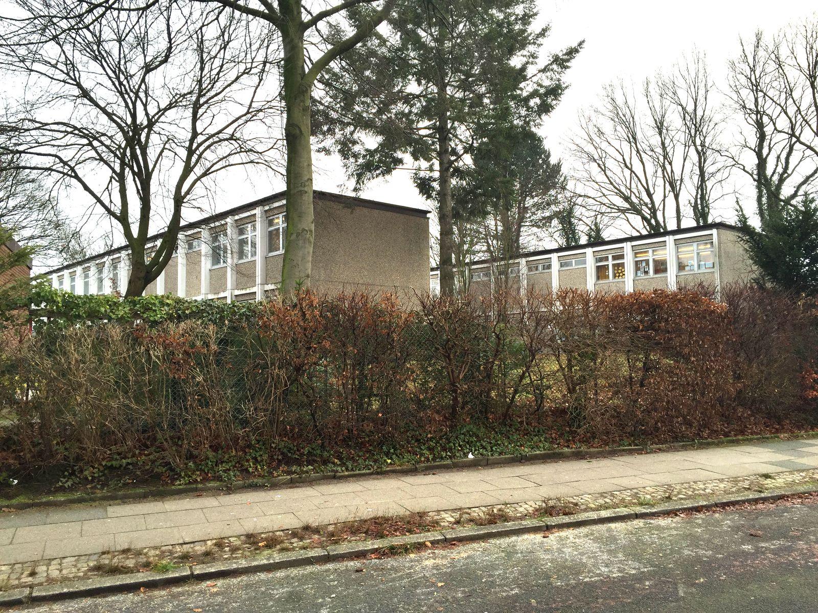 Hamburg/ Flüchtlingsheim Langenhorn/ Grellkamp