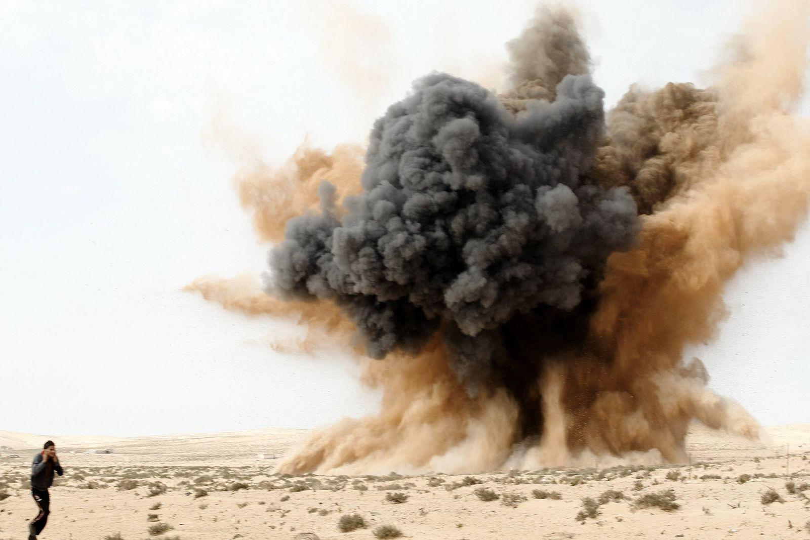 Proteste Libyen Freitag