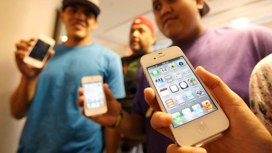 iPhone 4S: Akku zu schnell schlapp?
