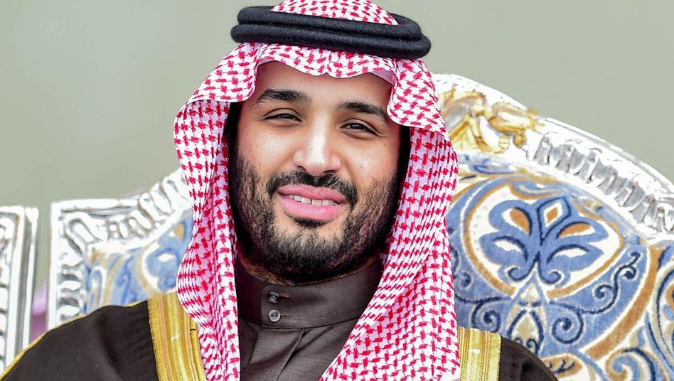 Mohammed bin Salman: Unmut anderer Königshausmitglieder