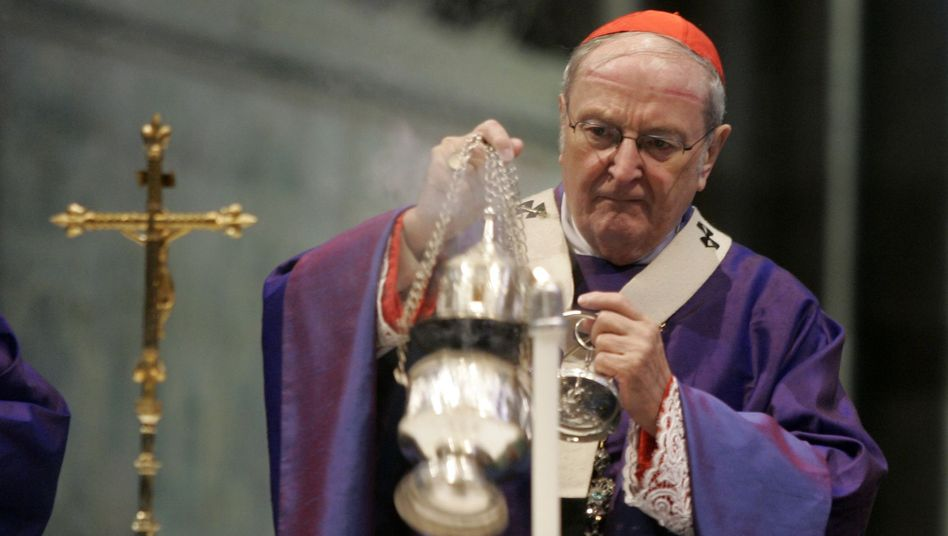 """Kardinal Joachim Meisner (Februar 2008): """"Tiefer Graben zwischen wissenschaftlichen Erkenntnissen und Theologie"""""""