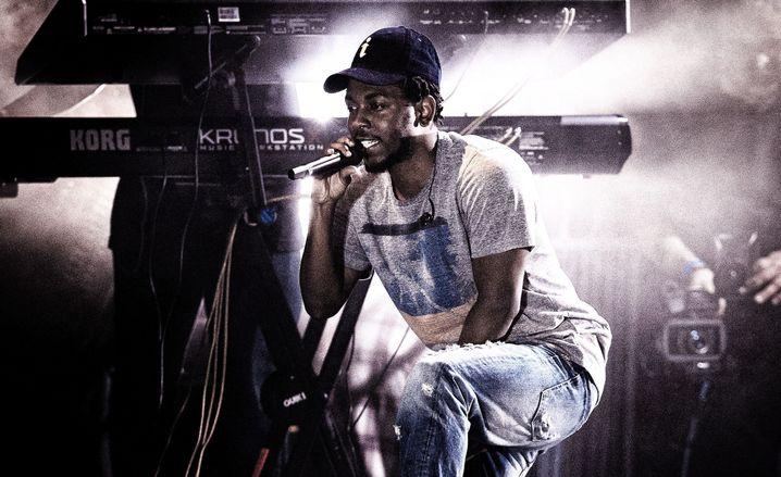 Performer Lamar: Ging vor dem zweiten Album mit Kanye West auf Welttournee