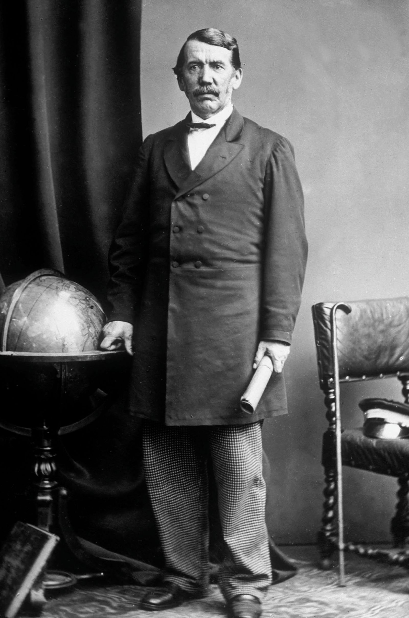 english explorer David Livingstone 1813-1873