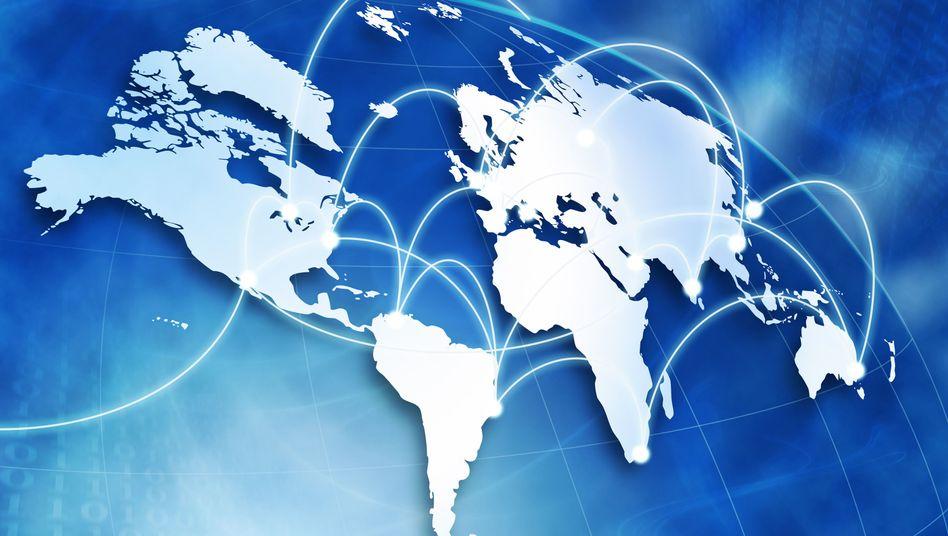 Globale Kommunikation: Letzte Warnung für die Virenopfer