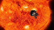 Forscher präsentieren erste Daten von der Reise zur Sonne