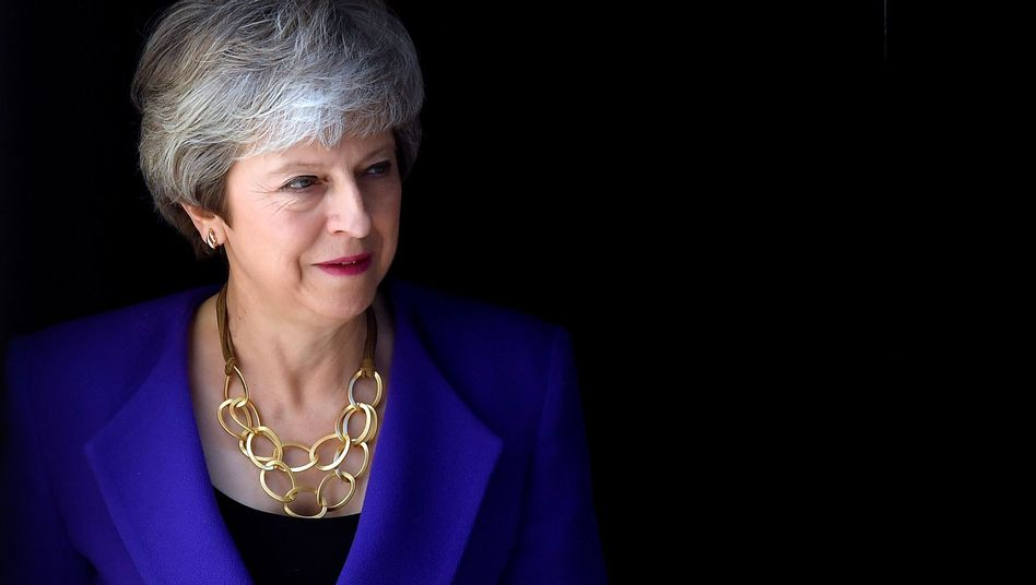 Theresa May: Weitermachen, auch wenn die Chancen schlecht stehen