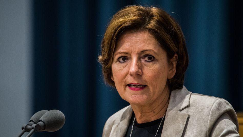"""Landeschefin Dreyer: """"Kuschelige Veranstaltungen in knallvollen Sälen, das wird es diesmal nicht geben"""""""