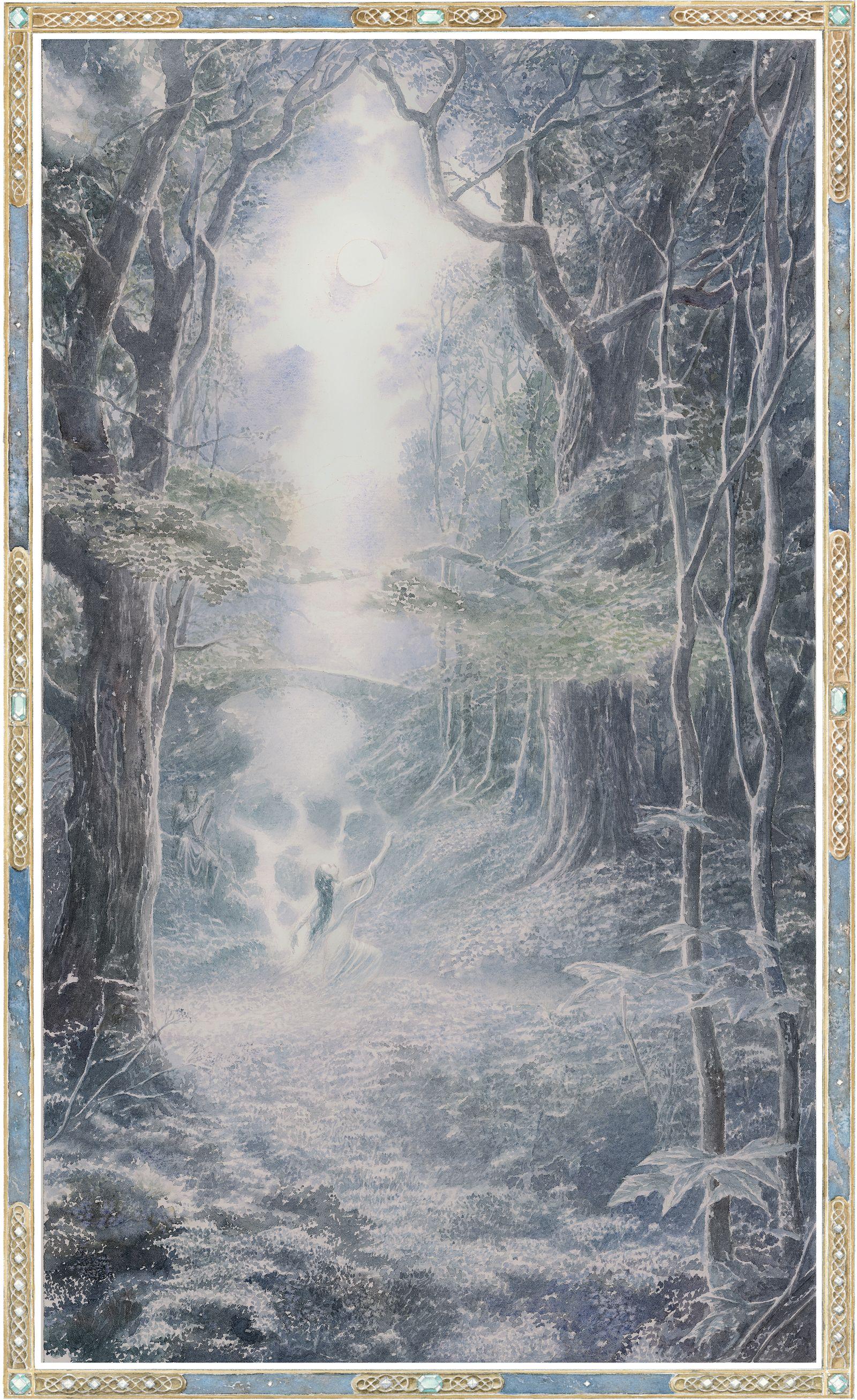 EINMALIGE VERWENDUNG J.R.R. Tolkien/ Beren und Lúthien