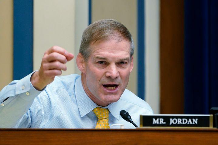 Republikaner Jim Jordan