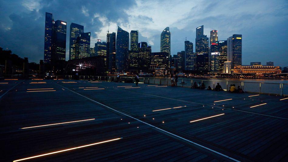 """Steuerparadies Singapur: """"Eine Branche zur Rechenschaft ziehen"""""""