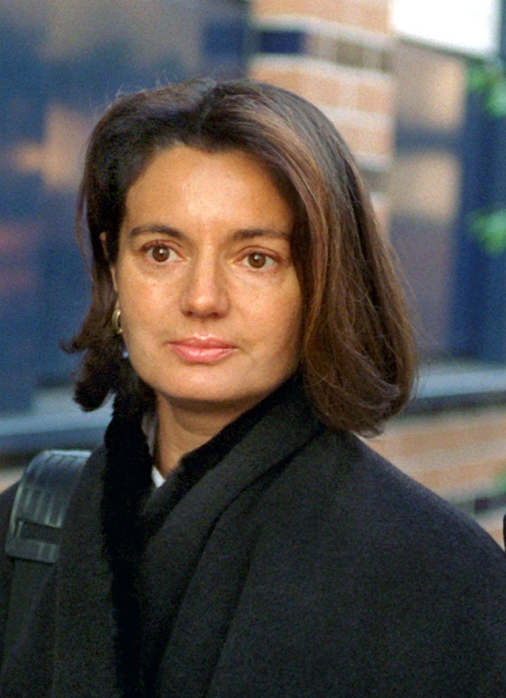 Margarita Mathiopoulos /allein