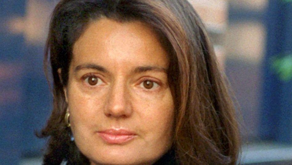 Margarita Mathiopoulos: Verstrickt in die wohl langwierigste Plagiatsaffäre Deutschlands
