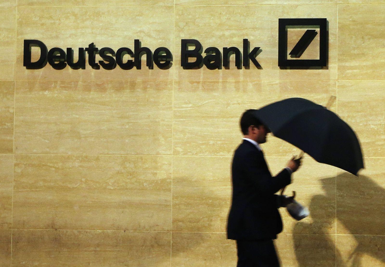 Deutsche Bank / London / England