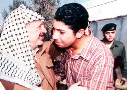 Zu den goldenen Zeiten des Oslo-Abkommens: Ein Wiedersehen in Jericho