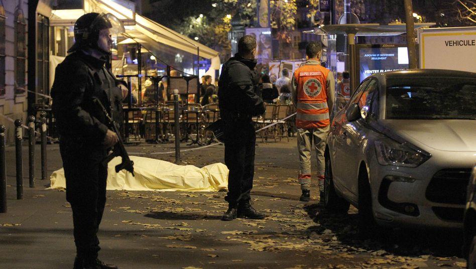 """Einsatz am Pariser Klub Bataclan: """"Sie waren ruhig und zielten einfach"""""""