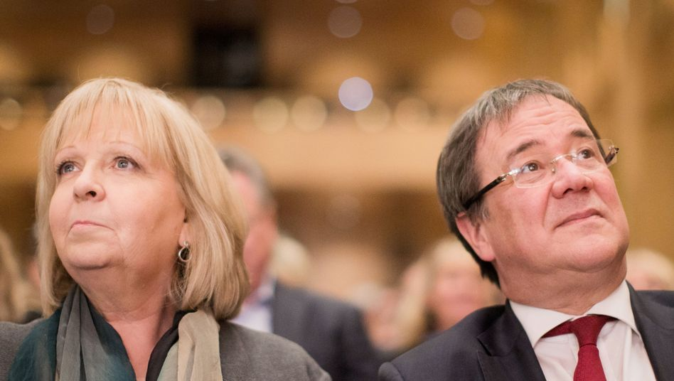 Hannelore Kraft (SPD) und Armin Laschet (CDU)