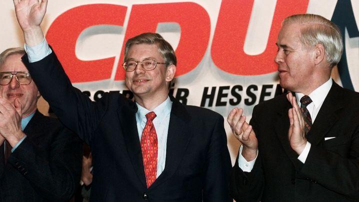 Roland Koch: Der Auf- und Absteiger