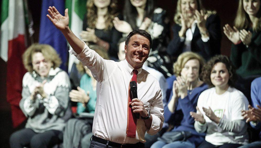 Italien: Renzi tingelt, Renzi bangt