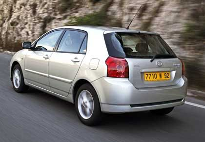 Meistverkaufte Auto der Welt: Mit einem Verbrauch von 4,9 Liter liegt der neue Corolla 15 Prozent unter seinem Vorgänger