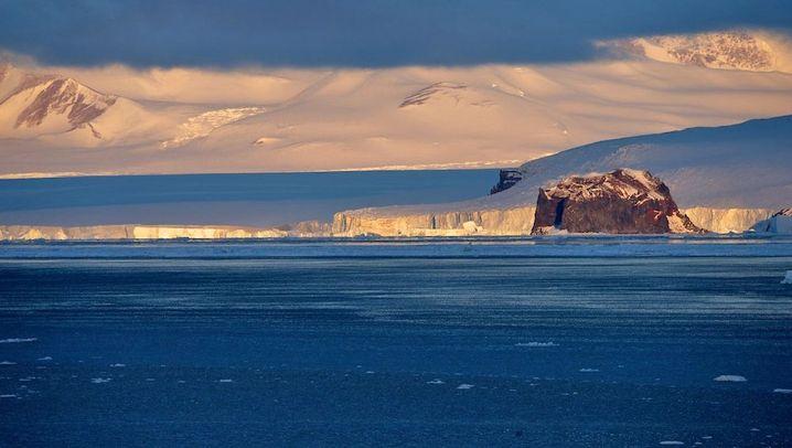In 31 Tagen um die halbe Antarktis: Im Packeis des Rossmeers