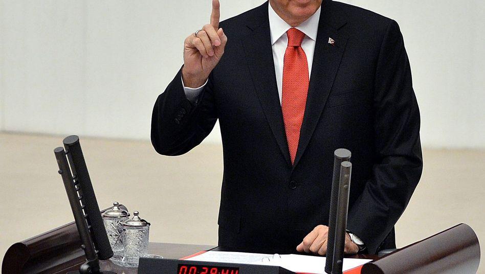 """Türkischer Präsident Erdogan: """"Muslimische Seeleute erreichten schon 1178 Amerika"""""""