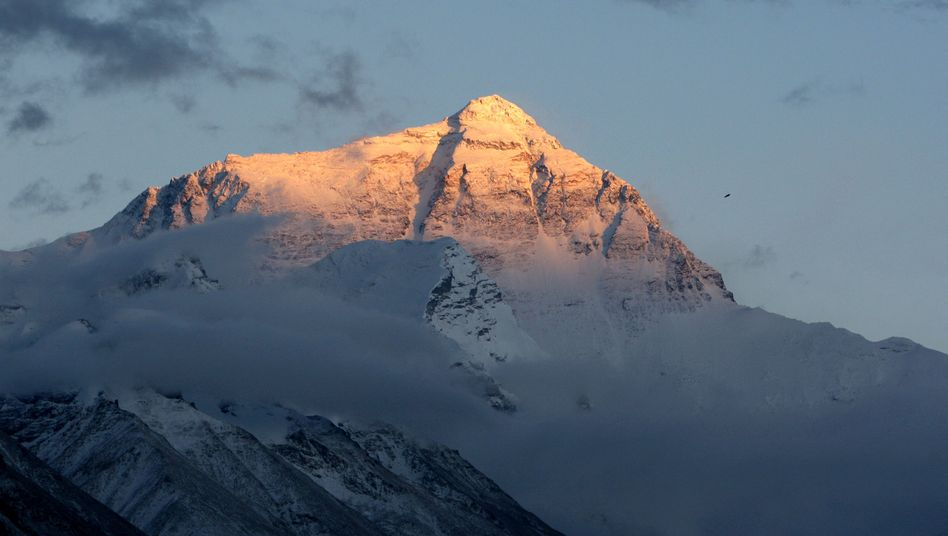 Himalaya Wieder Sichtbar
