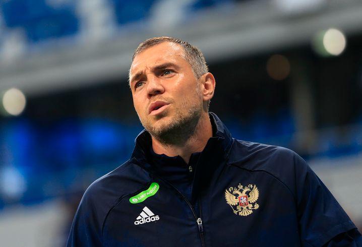Artem Dzyuba: Erzielte 20 Treffer in der abgelaufenen Saison in Russland für Zenit