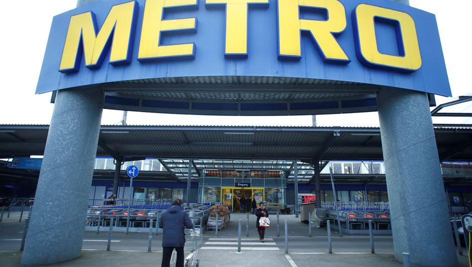 Handel: Tschechischer Großaktionär legt Übernahmeangebot für Metro vor