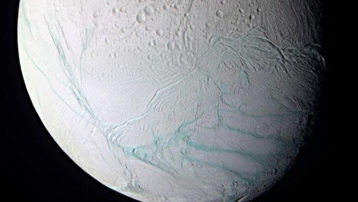 Enceladus: Porträt eines Mondes