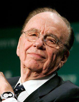 "Rupert Murdoch: ""Es muss werbefinanziert sein"""