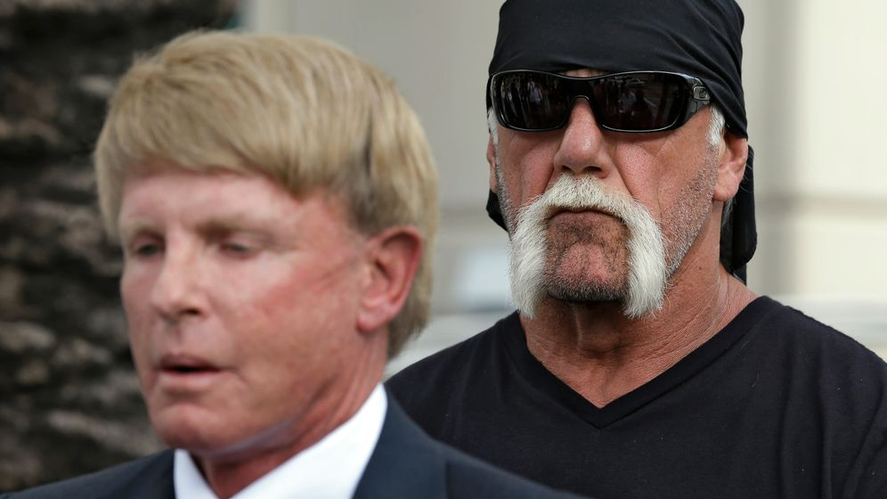 "Hulk Hogan: Der ""Hulkster"" in Aktion"