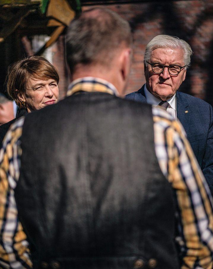 """Bundespräsident Steinmeier: """"Weimar Gerechtigkeit widerfahren lassen"""""""