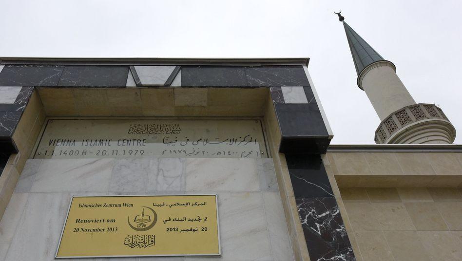 Islamisches Zentrum Wien (Archiv): Neues Gesetz soll europäischen Islam regeln