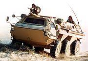 Spürpanzer Fuchs: Ausgerüstet für die ABC-Abwehr