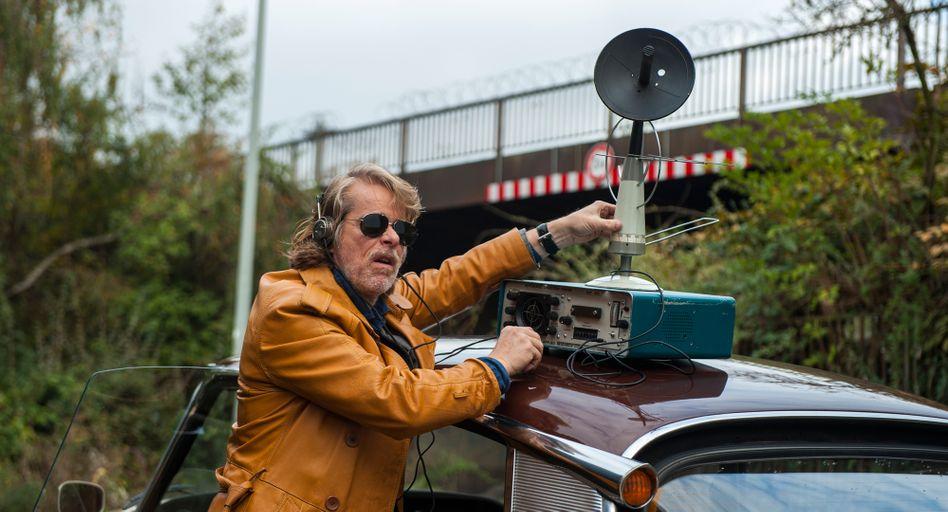 Helge Schneider in seinem neuen Film: Im scharfen Gegenwind
