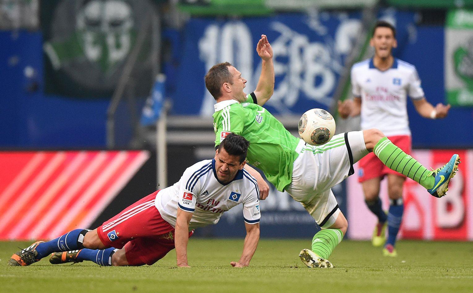 Wolfsburg Gegen Hamburg