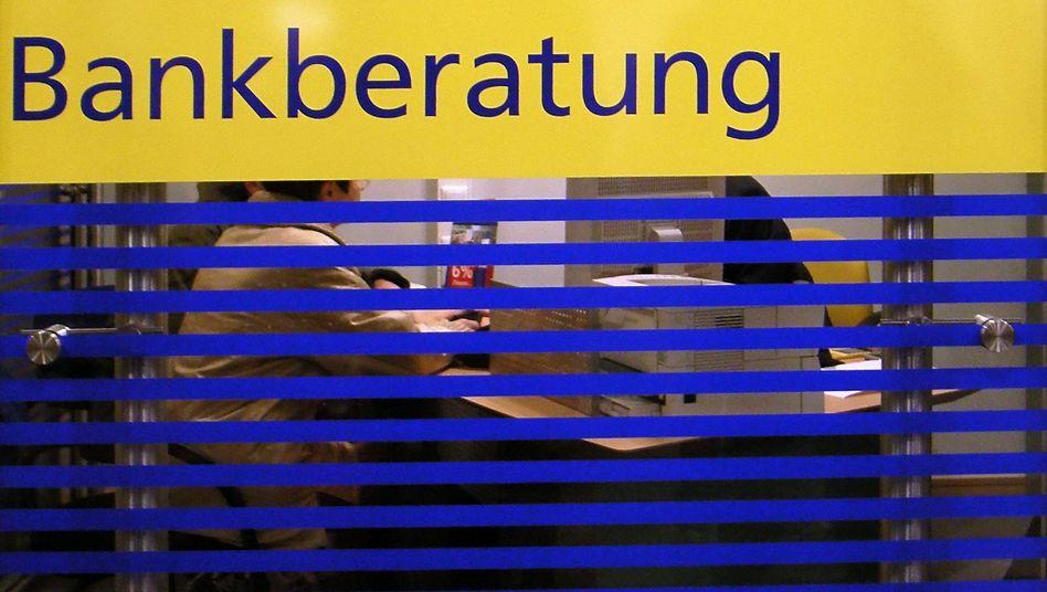"""Beratung in einer Hamburger Bank: Mit Fachausdrücken """"erschlagen"""""""