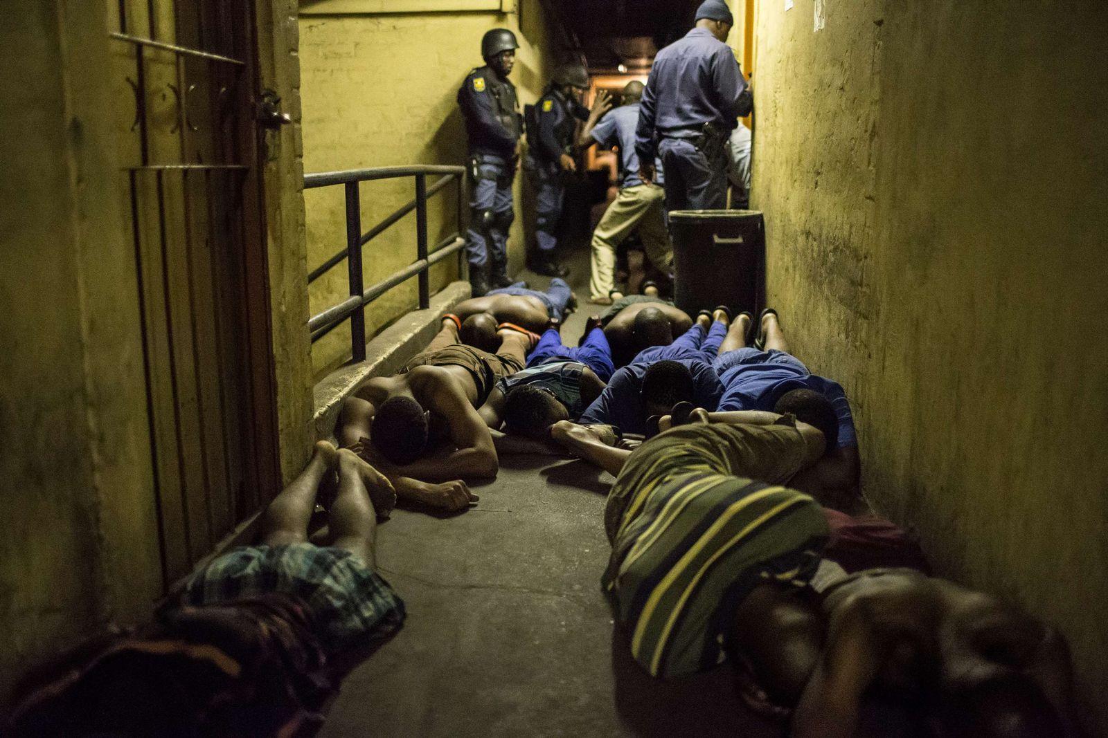 Südafrika/ Johannesburg/ Unruhen/ Einwanderung/ Gewalt