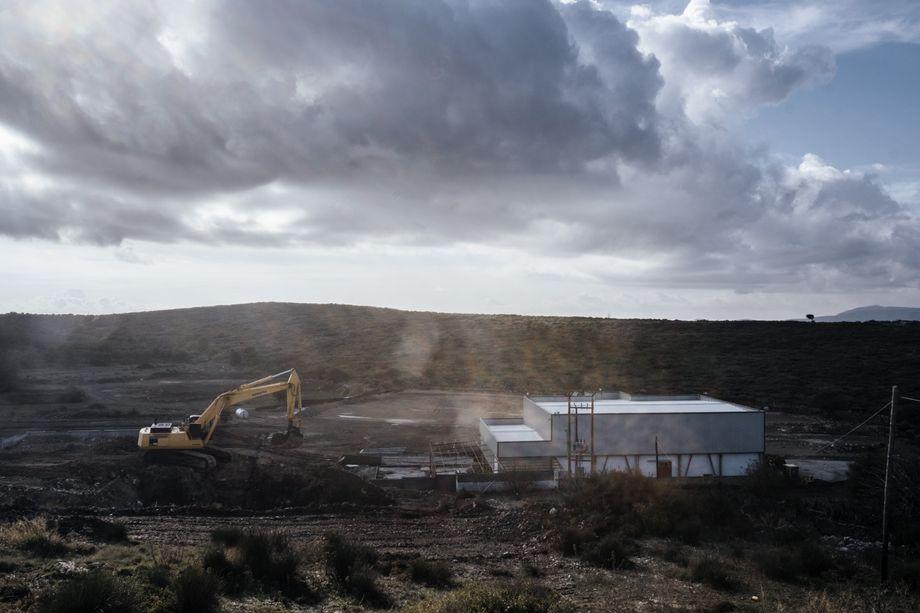 Ein Lager für mindestens 5000 Asylbewerber: Hier entsteht das geschlossene Camp für Flüchtlinge