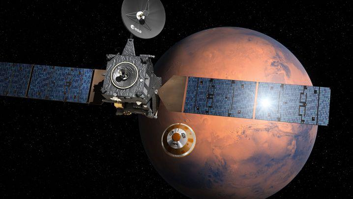 """""""ExoMars"""": Auf dem Weg zum Roten Planeten"""