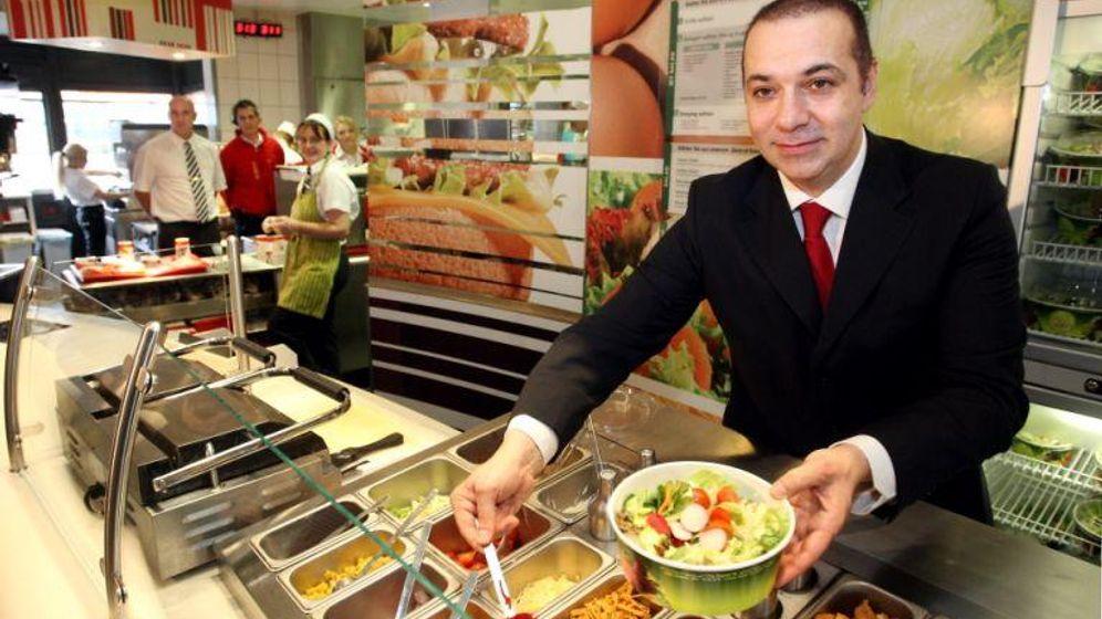Photo Gallery: McDonald's Germany's Stasi Controversy