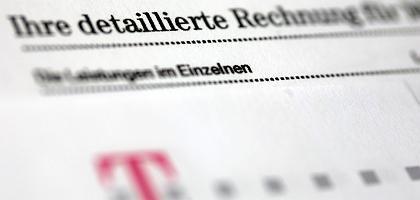 Telekom-Rechnung: Herkunft der gehandelten Daten unklar