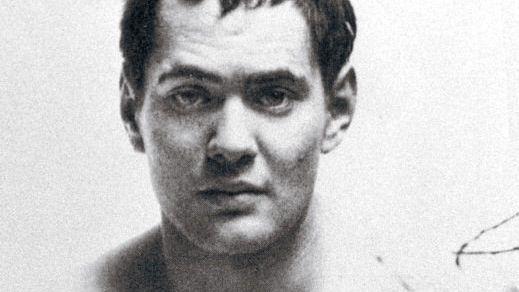 Terrorist Andreas Baader um 1963