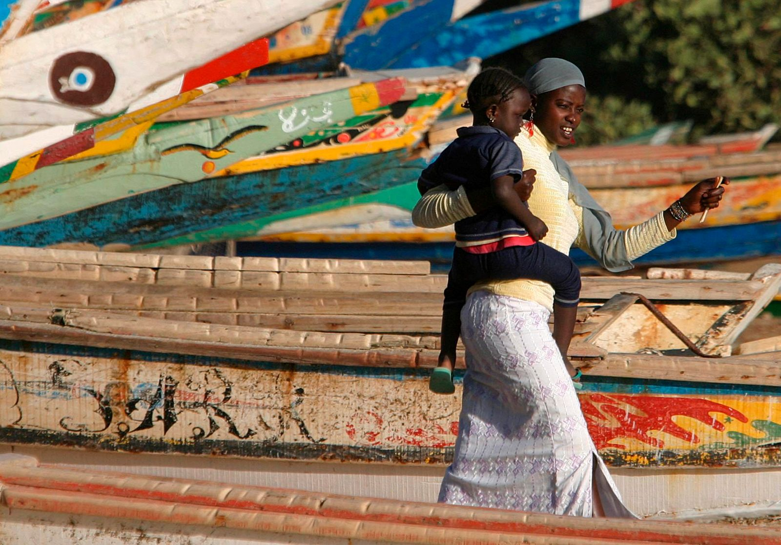 Senegal has one of the lowest HIV/Aids infection rates in Africa