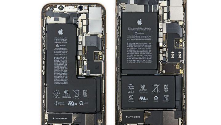 iFixit-Analyse: Das steckt im iPhone XS Max