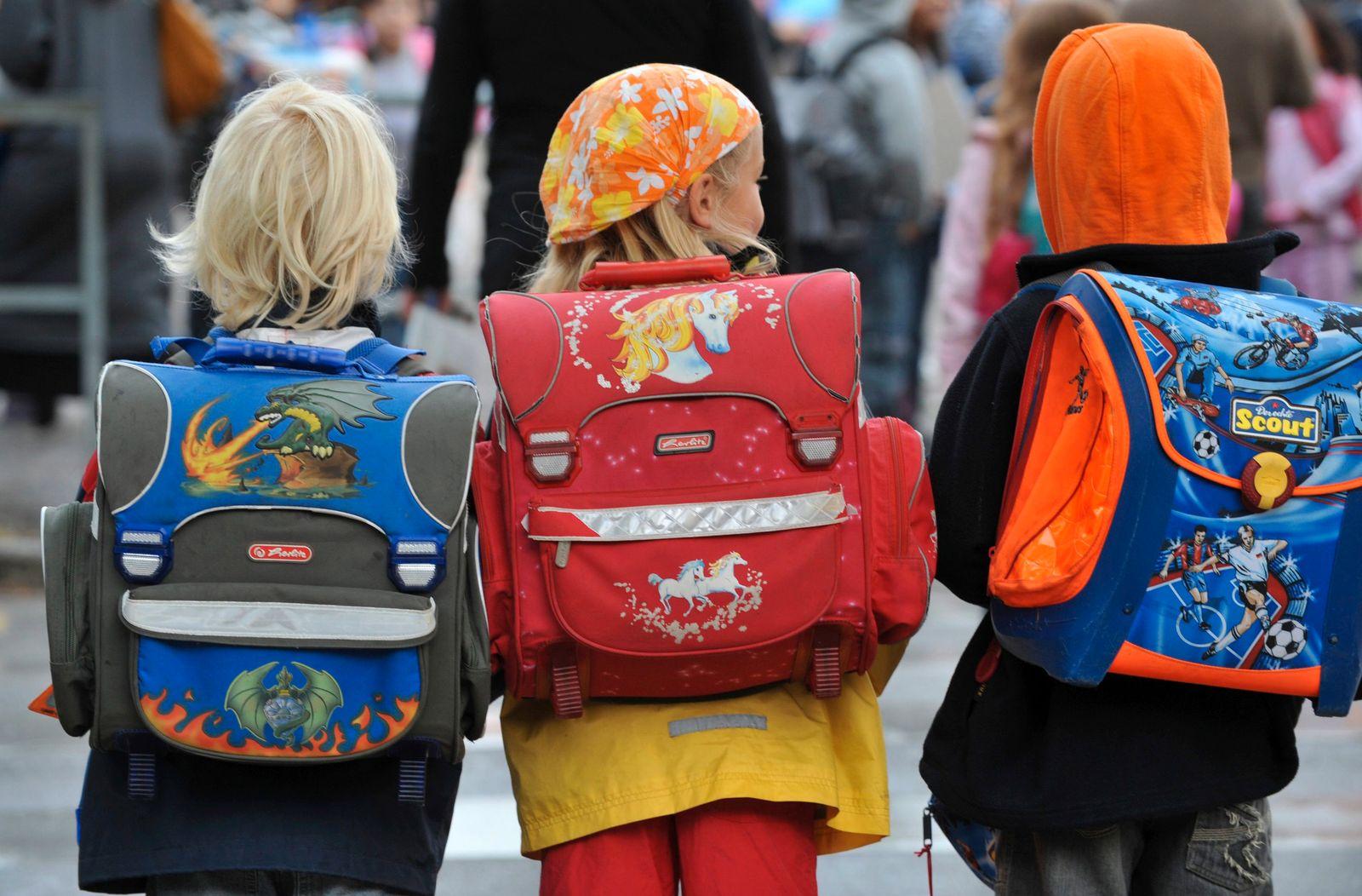 Grundschulkinder